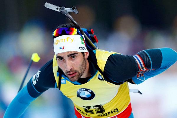 Прима попал в топ-15 спринта в Оберхофе