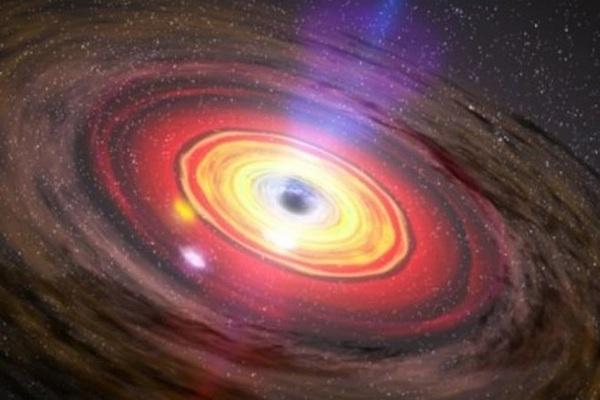 Астрономы зафиксировали сверхсветовое движение