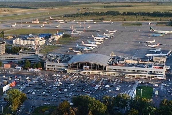 Пассажиропоток Борисполя увеличился на 21%