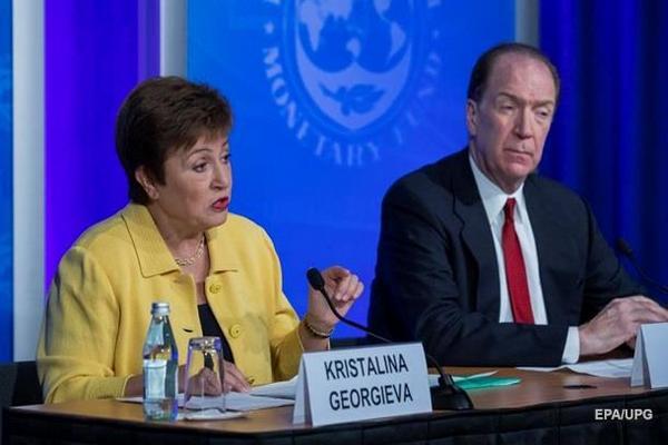 Коронавирус: МВФ объявил о выделении $50 млрд