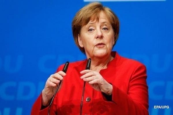 Меркель прошла тестирование на COVID-19