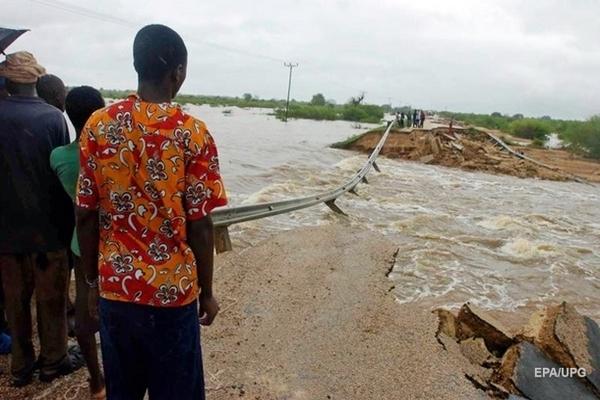 В Кении жертвами наводнений стали почти 200 человек
