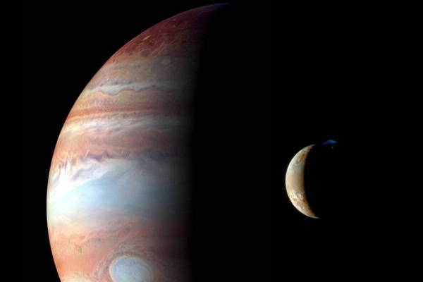 Раскрыта загадка атмосферы Юпитера