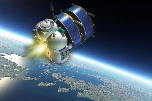 В США заявили о взрыве топливного бака российской ракеты в космосе