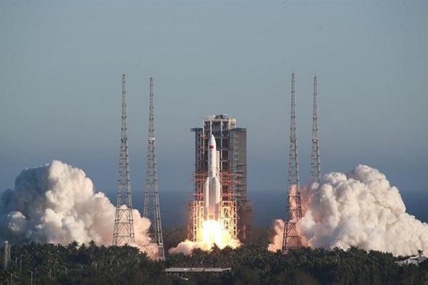 Китай впервые испытал в космосе 3D-принтер