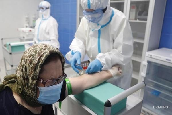 В Черновицкой области более 60 новых случаев COVID-19