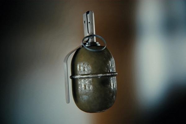 На Харьковщине самоубийца подорвал себя гранатой