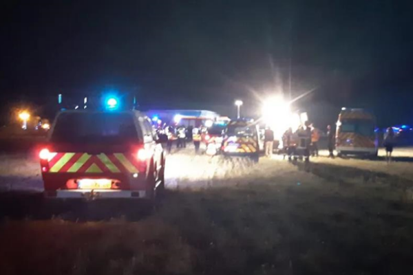 Во Франции пятеро детей из одной семьи погибли в ДТП