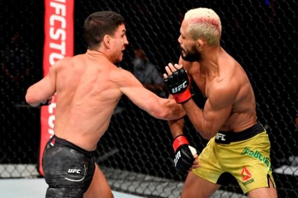 UFC Fight Night 172: все результаты турнира