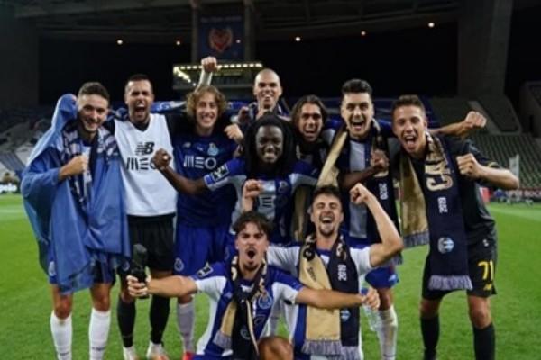 Порту выиграл чемпионат Португалии сезона-2019/20