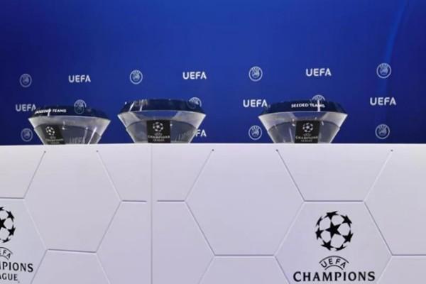 УЕФА провел первую жеребьевку Лиги чемпионов сезона-20/21