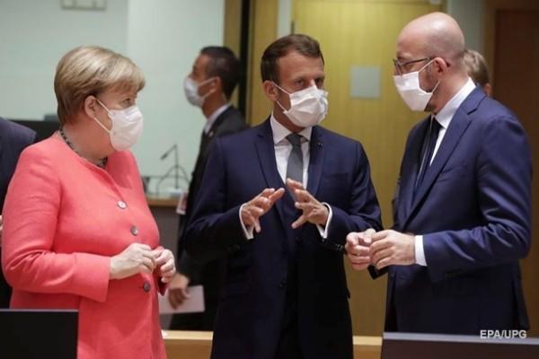 Первый день саммита ЕС завершился разногласиями