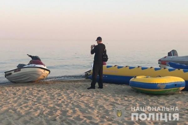 Турист погиб после столкновения в море со скутером