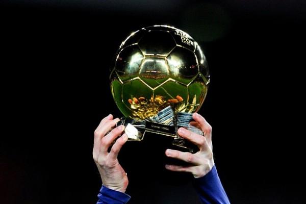 Золотой мяч не будут вручать впервые в истории существования награды