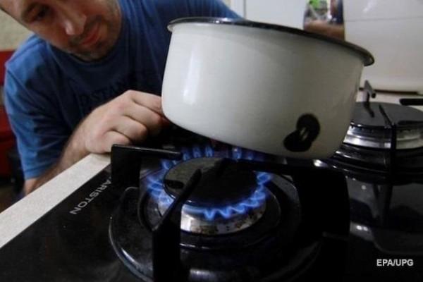В Украине резко увеличилось потребление газа