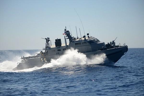 Флот Украины первым в мире получит катера Mark VI