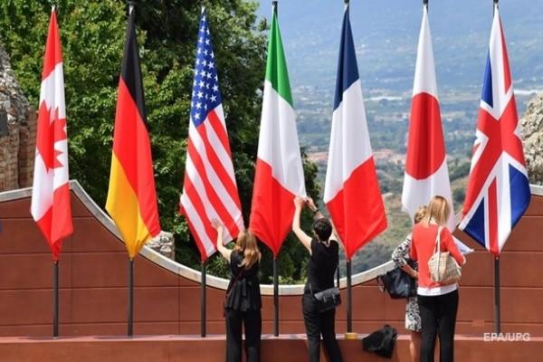 Послы G7 указали на важность независимости НБУ