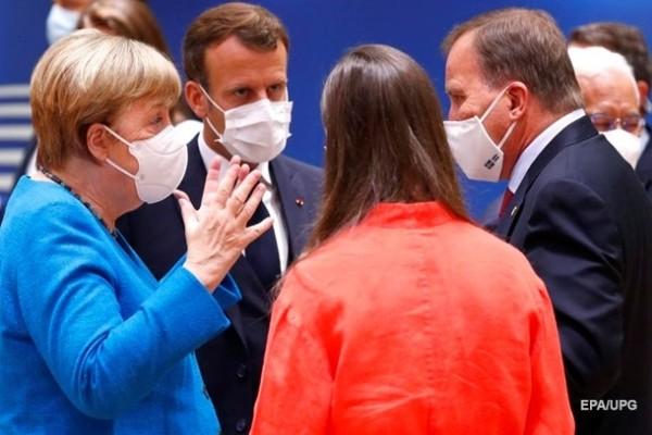 Лидеры ЕС не смогли договориться по финансовым вопросам