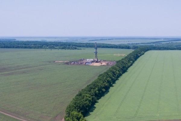 В Украине ускорилось снижение добычи газа