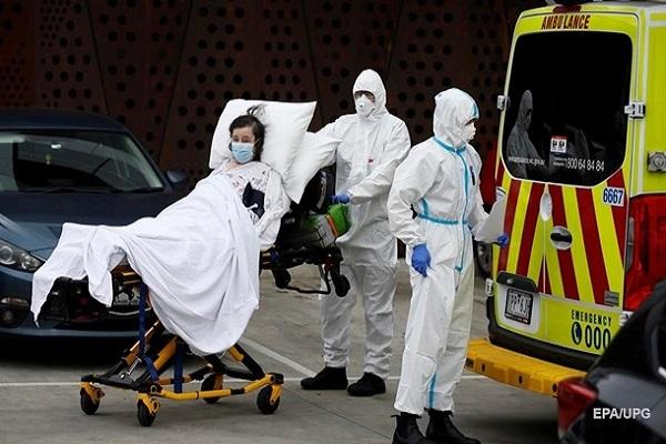 В США число жертв пандемии превысило 150 тысяч