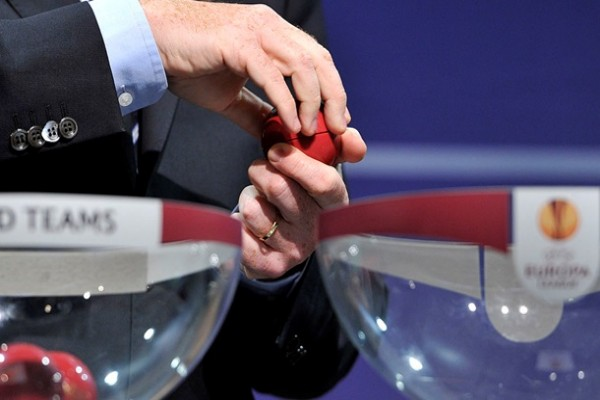 Стали известны пары четвертьфиналов и полуфиналов Лиги Европы