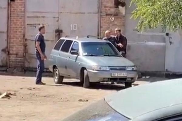 В МВД предупредили о полтавском захватчике