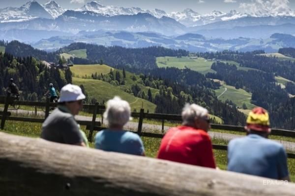 Состоятельным людям предложили хранить богатства в альпийских скалах