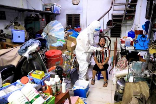 Власти вьетнамского Дананга проверят все население города на COVID-19