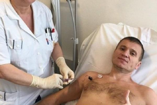 Умер замкомандира Украинской добровольческой армии