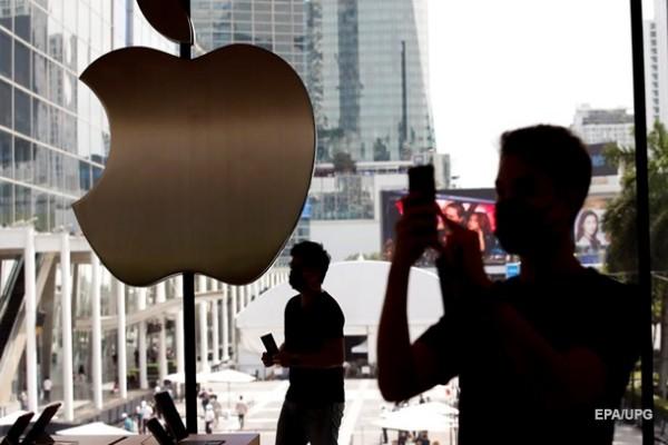 Apple снова лидирует в мире по стоимости компаний