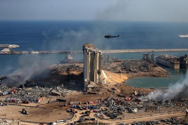 В Бейруте предупреждали об опасности груза в порту