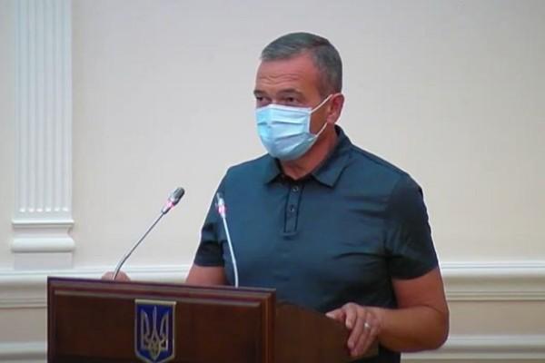 Губернатором Кировоградской области стал предприниматель