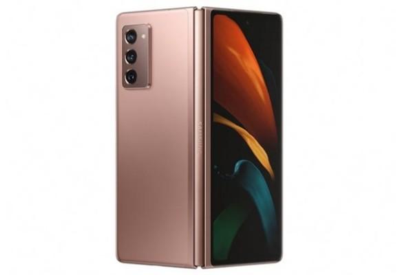 Samsung показала гибкую раскладушку с 5G