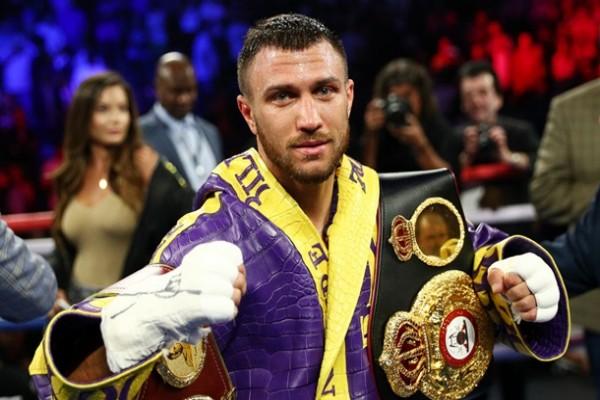 Ломаченко готов боксировать с Лопесом за меньшие деньги, чем в контракте — Арум