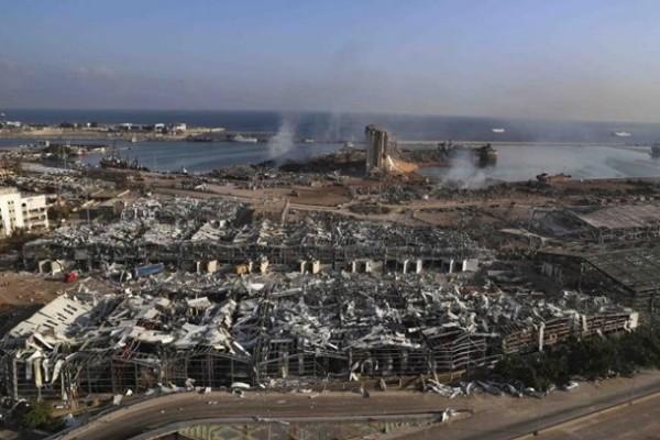 У Ливана нет средств на восстановление после взрыва в Бейруте