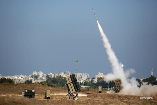 Израиль нанес ответный удар сектору Газа