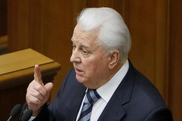 Кравчук назвал приемлемых переговорщиков от ОРДЛО