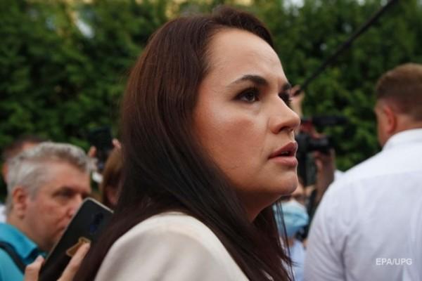 Тихановская призвала Лукашенко к переговорам