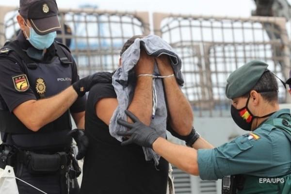 Арестован один из самых разыскиваемых преступников Европы