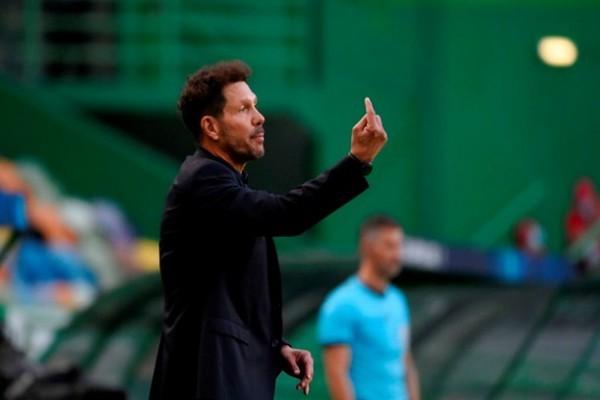 Симеоне: Мы заслуженно вылетаем из Лиги чемпионов