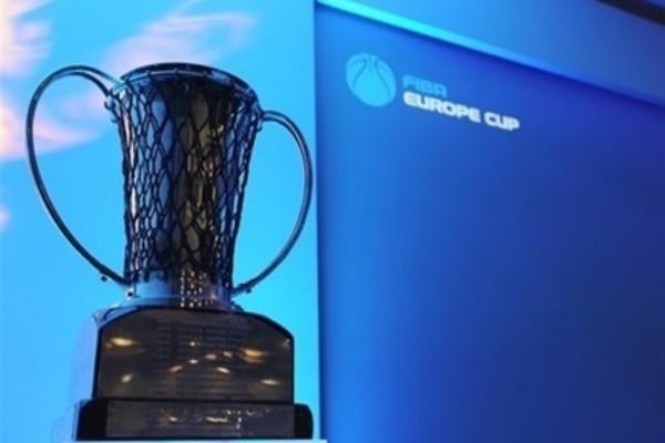 Киев-Баскет и Прометей сыграют в одной группе Кубка Европы ФИБА