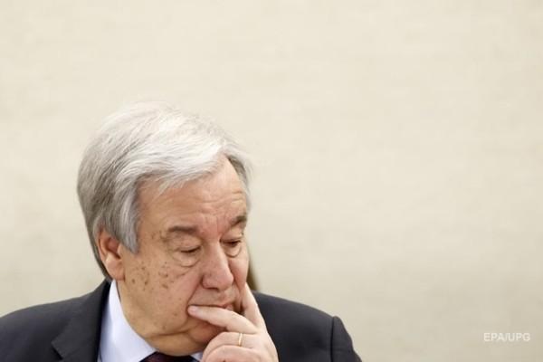 Мятеж в Мали: генсек ООН сделал заявление
