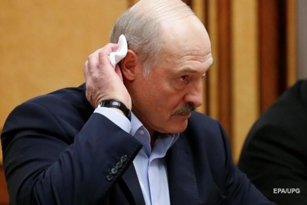 Литва вводит санкции против Лукашенко