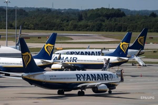 Ryanair открывает два новых рейса из Украины в Германию