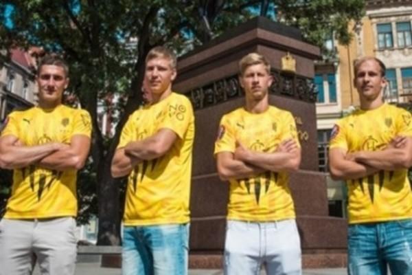 Рух подписал Федорчука и еще троих новичков
