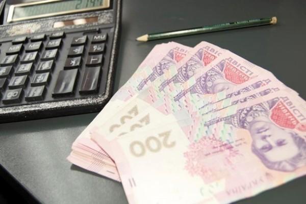 Дефицит госбюджета превысил 50 миллиардов гривен