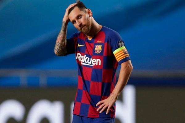 Контракт с Месси не будет расторгнут, пока Барселона не получит отступные — Ла Лига
