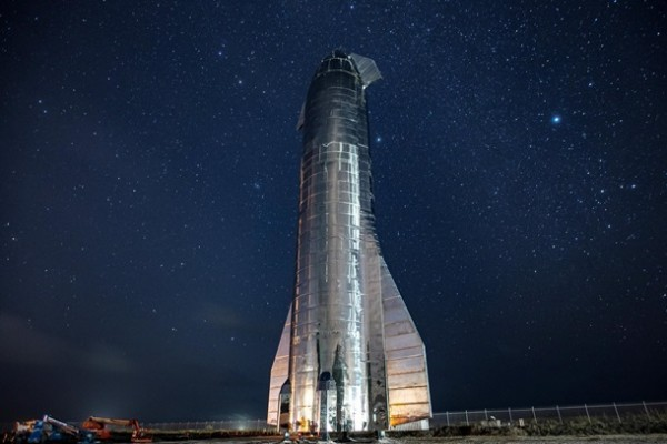Маск назвал новые сроки полета корабля Starship на орбиту