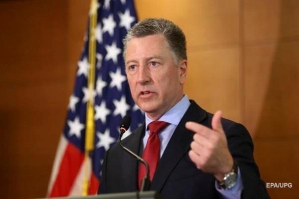 Курт Волкер стал членом правления украинской транспортной компании