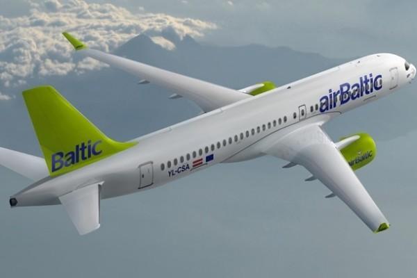 AirBaltic откроет прямой рейс из Киева в Вильнюс